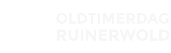 Oldtimerdag Ruinerwold Retina Logo
